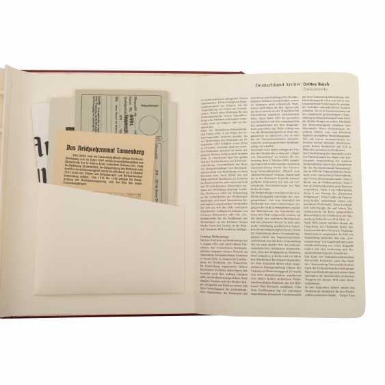 German Reich 1933-1945 - Facsimile Documents - photo 2