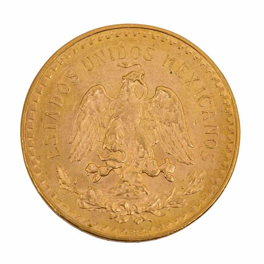 Mexico 50 Pesos 1947, - photo 1