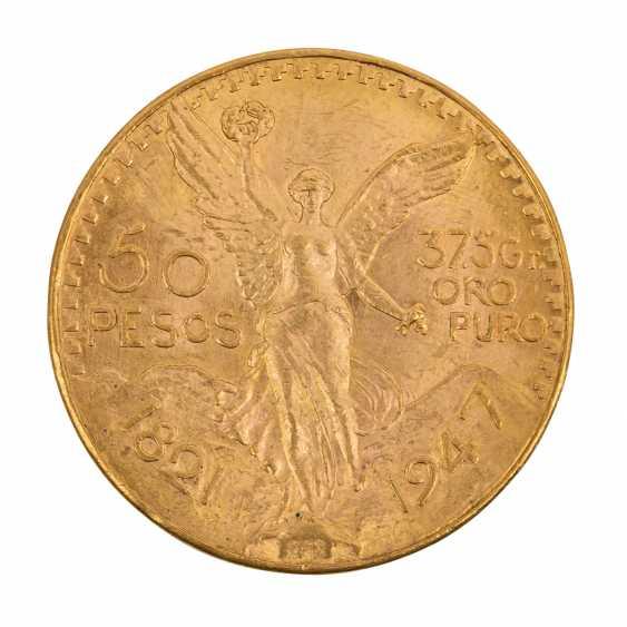 Mexico 50 Pesos 1947, - photo 2