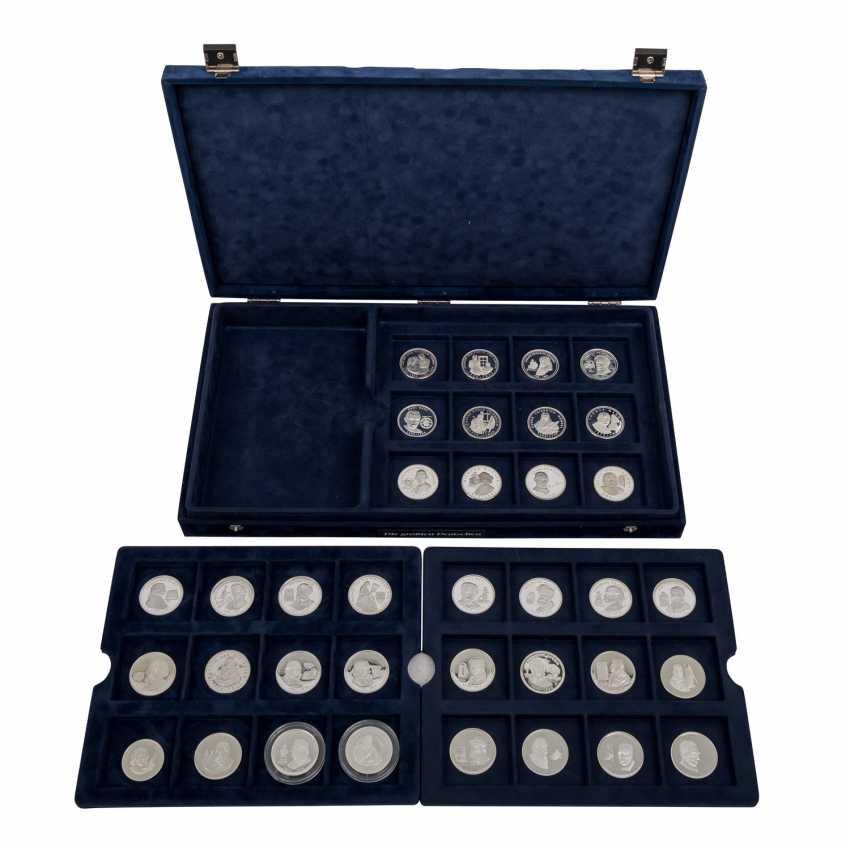 Silver medals min. 200 g fine, - photo 1