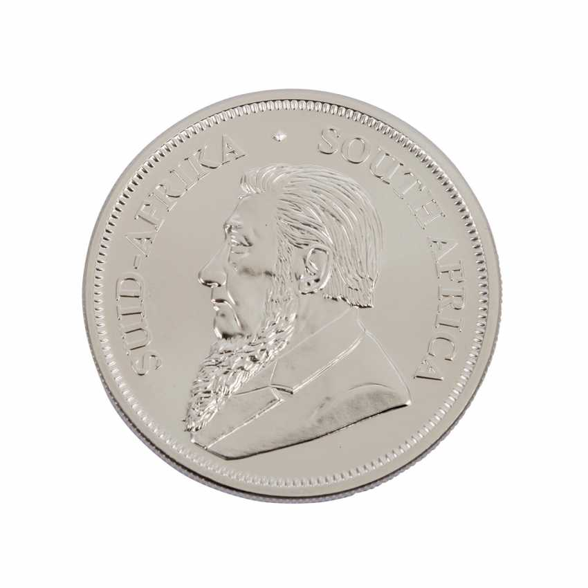 South Africa SILVER 25 x Krugerrand 2018, - photo 3