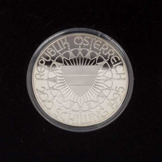 100 years of the Olympic games in GOLD and SILVER, - photo 2