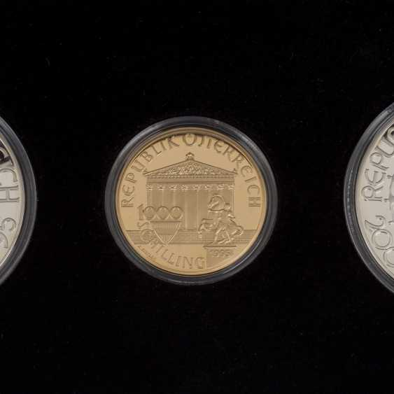 100 years of the Olympic games in GOLD and SILVER, - photo 3