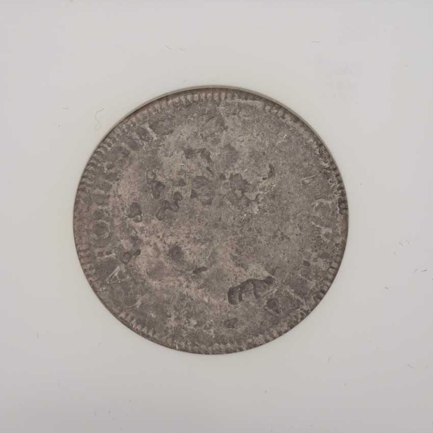 El Cazador - 2 Reales silver coin NGC Grading - photo 5