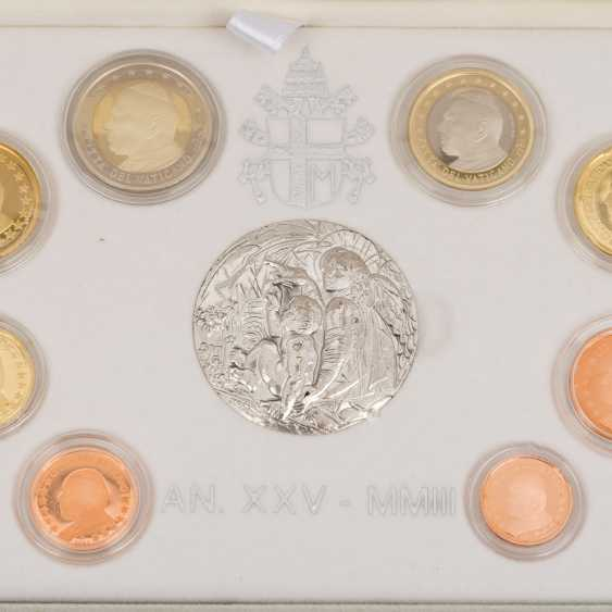 Vatican - KMS in 2003 to 3,88€, - photo 2