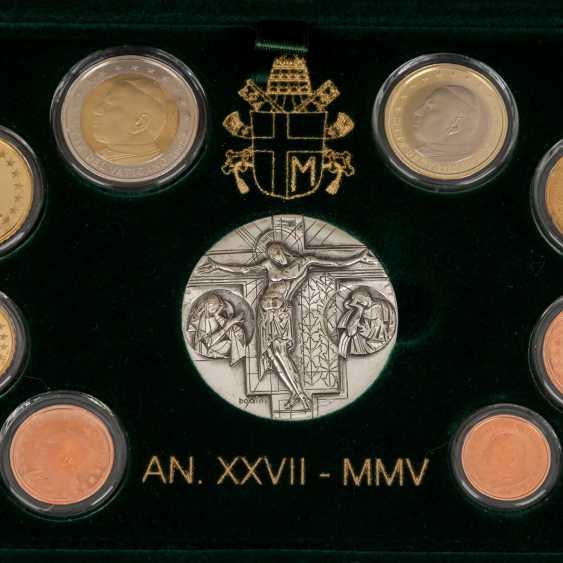 Vatican - KMS in 2005 3,88€, PP, - photo 2