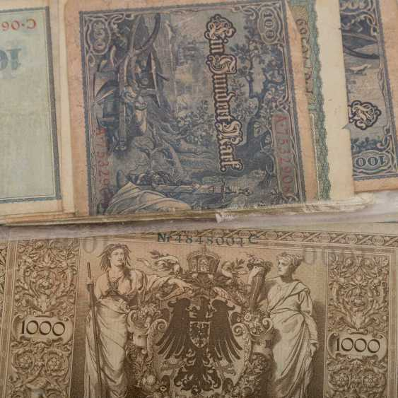 Mixed Lot with Notgeld, and the historic small coins, - photo 4
