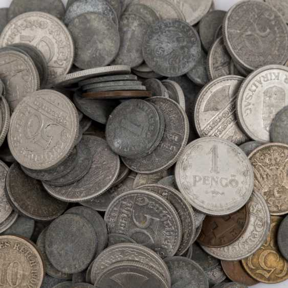 Mixed Lot with Notgeld, and the historic small coins, - photo 5