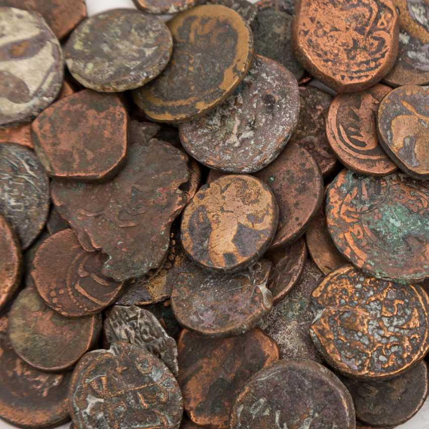 A mixed group of coins from all over the world - photo 2