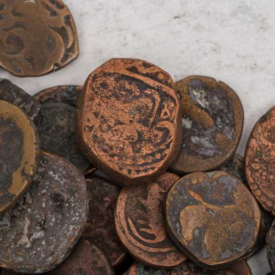 A mixed group of coins from all over the world - photo 4