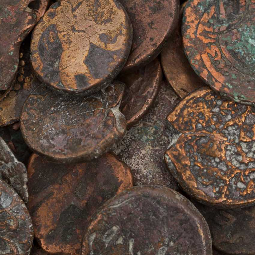 A mixed group of coins from all over the world - photo 5