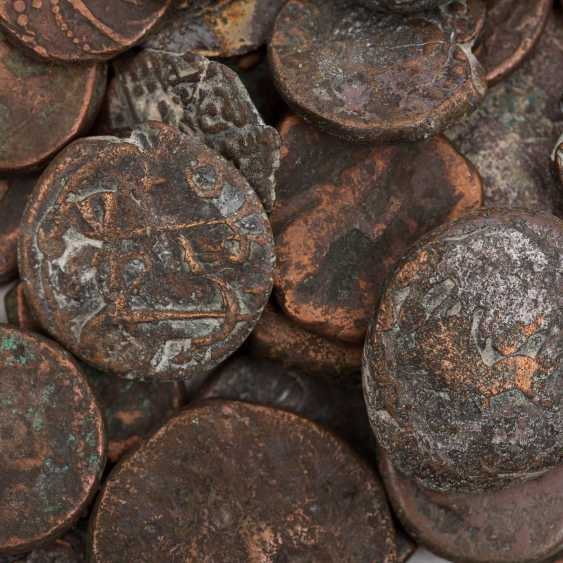 A mixed group of coins from all over the world - photo 6