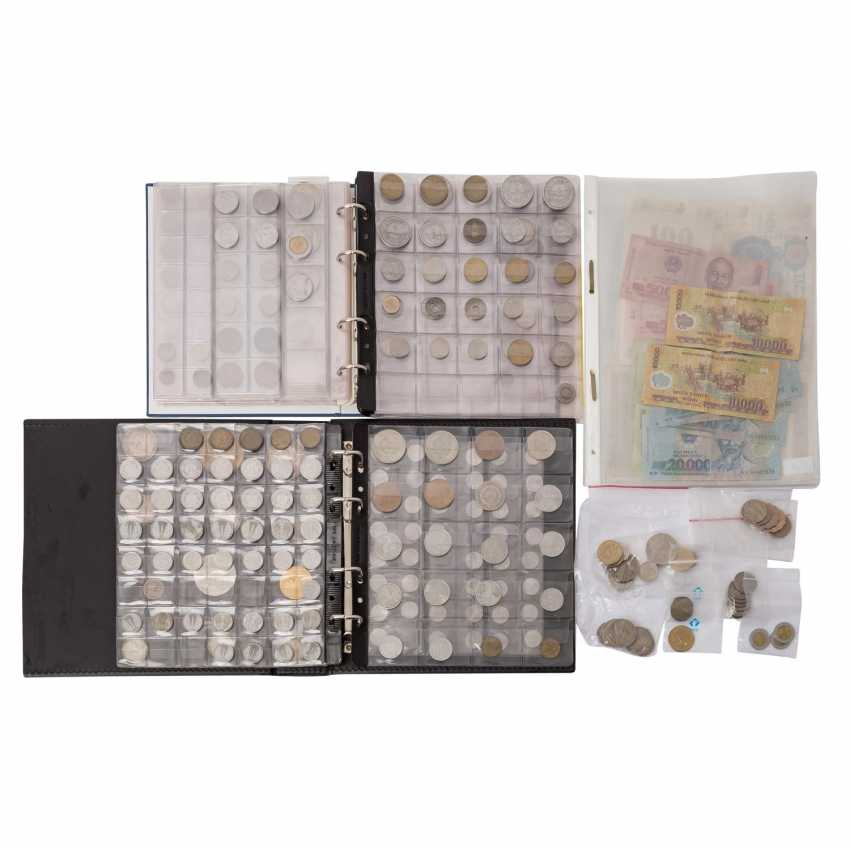 Coins, medals and banknotes from all over the world - photo 1