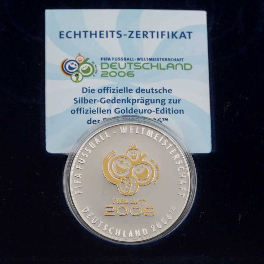 Federal Republic of Germany in Gold and SILVER - photo 6