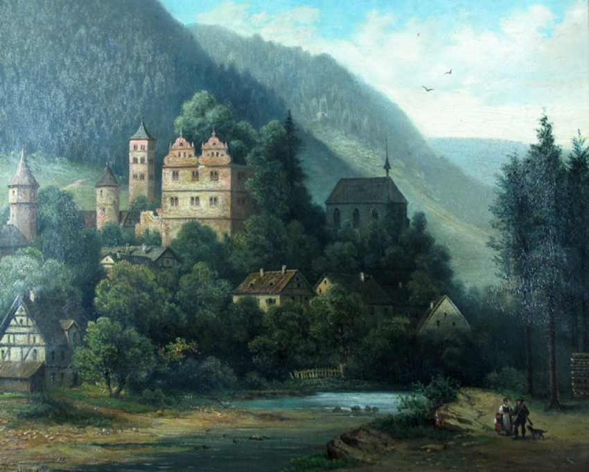 BEZEICHNET G.G. HOFFMANN STUTTGART - Foto 1