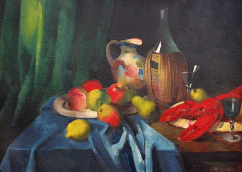 Still life painter - photo 1