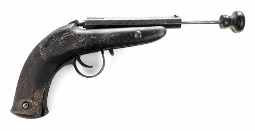 SALON PISTOL WITH A TENSIONER TO - photo 1