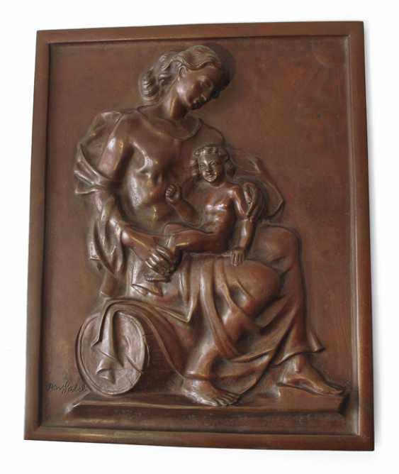 A. CALLED W. GOEBEL, RELIEF, - photo 1