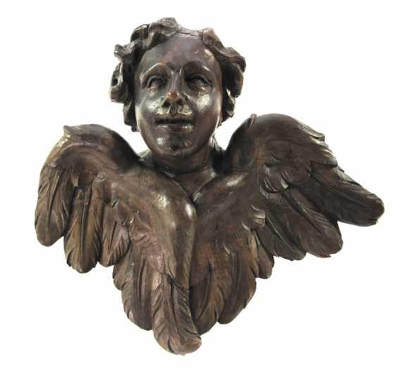 BAROQUE ANGEL'S HEAD - photo 1