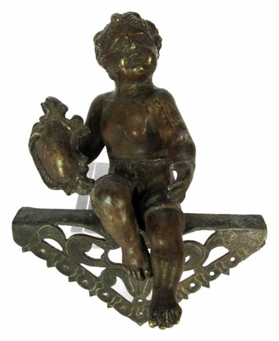 PUTTO ON ZIERBALUSTRADE, - photo 1