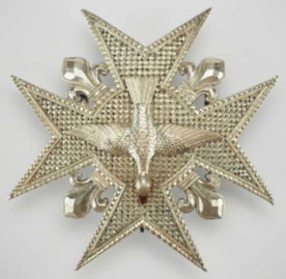 France: order of the Holy spirit, breast star - photo 1