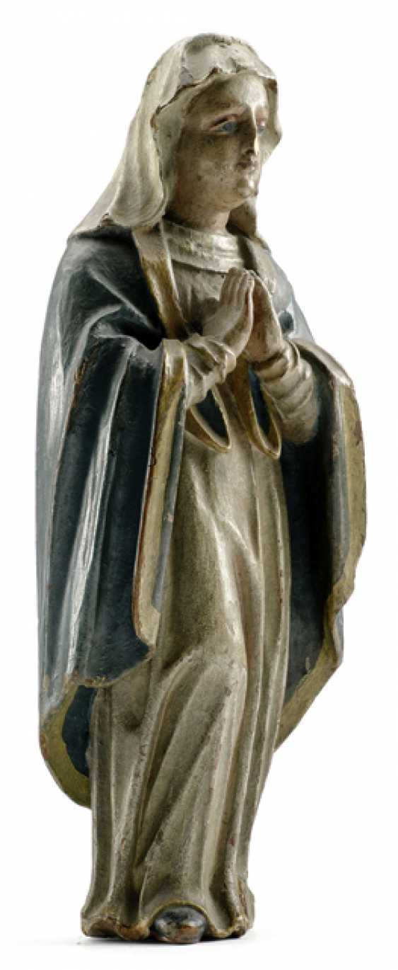 GRIEF-STRICKEN MARIA, 18. CENTURY, - photo 1