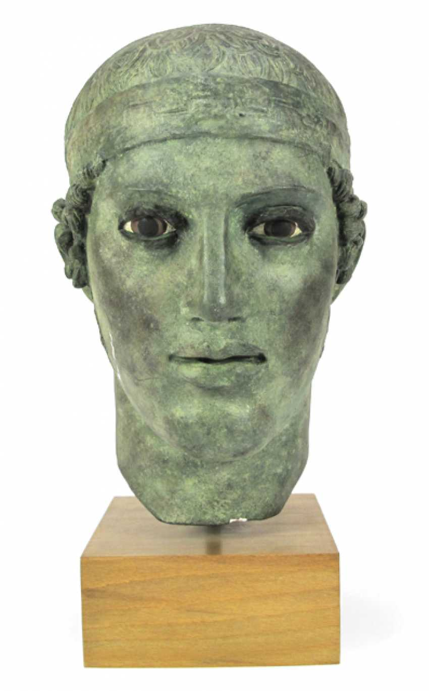 HEAD D. CHARIOTEER, STATE, - photo 1