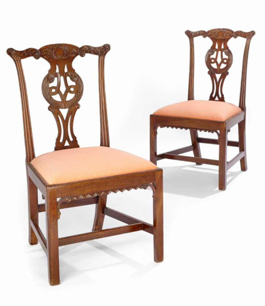 COUPLE OF CHAIRS, ENGLAND, - photo 1