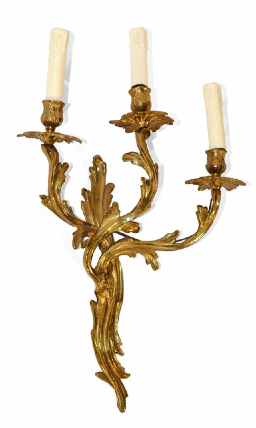 CHANDELIER * APPLIES HARNESS, LOUIS XV- - photo 1