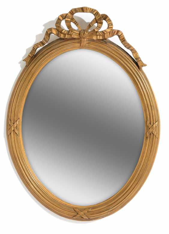 MIRROR, LOUIS XVI STYLE, - photo 1