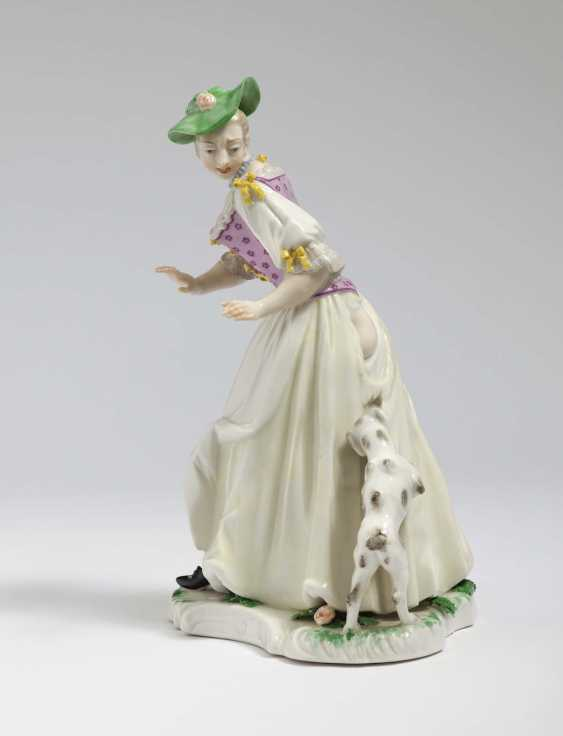 Lady from dog fall - photo 1