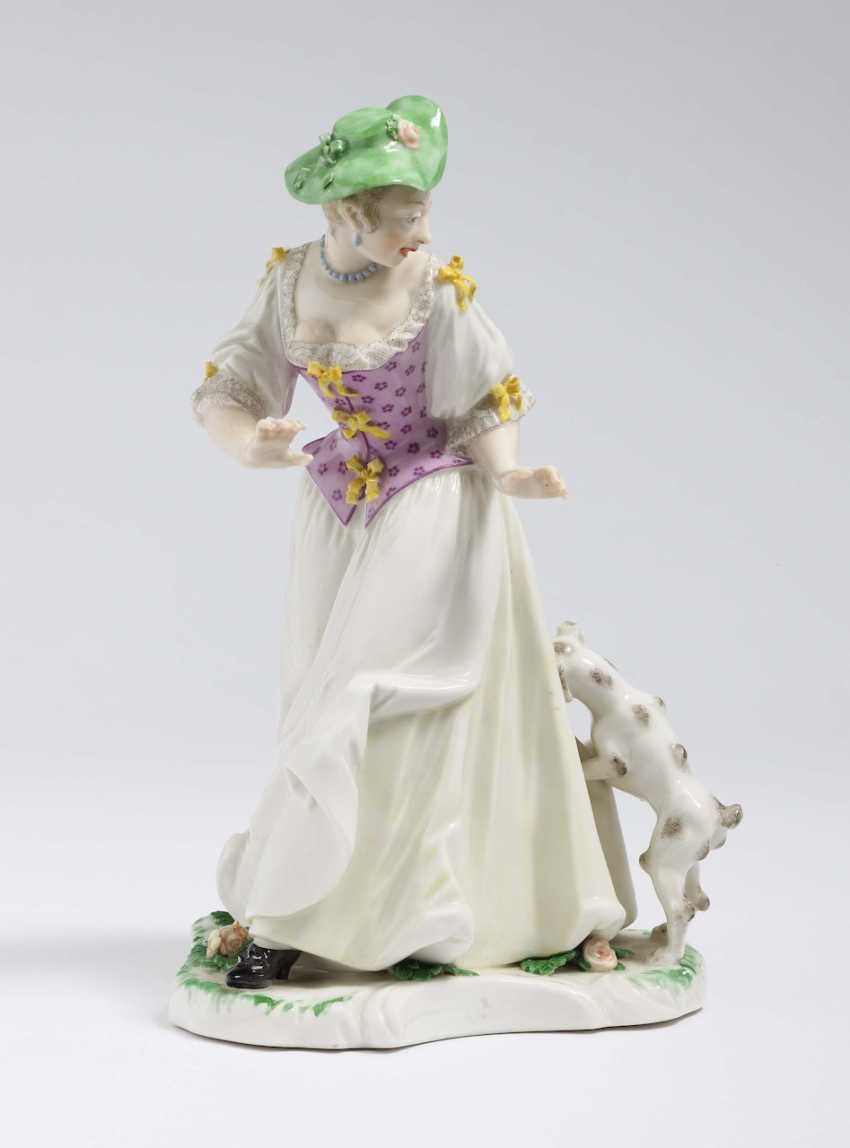 Lady from dog fall - photo 2