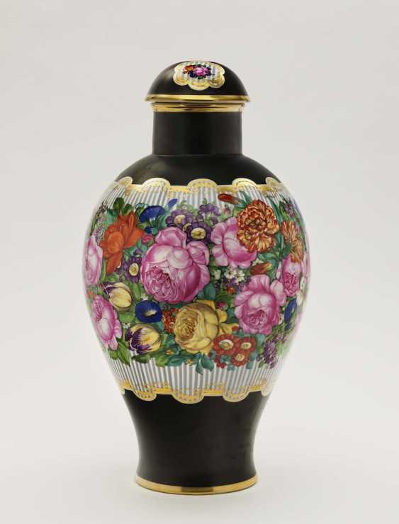 Lid vase - photo 1