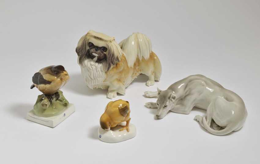 Four Animal Figures - photo 1