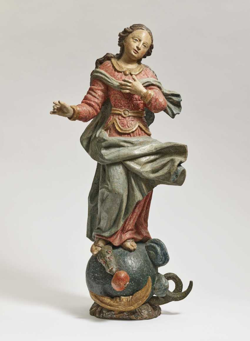 Mary Immaculate - photo 1