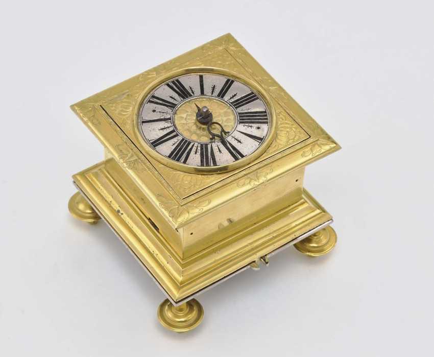 Horizontal Desk clock - photo 1