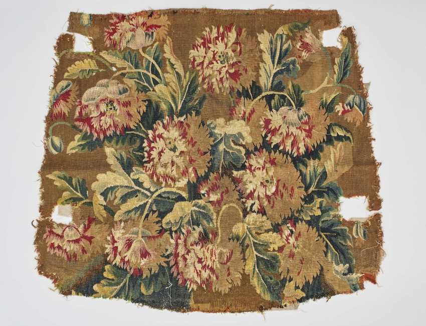 Two Tapestry Fragments - photo 2