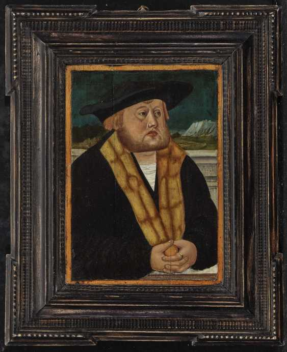 Portrait of a Lord at the age of 38 - photo 3