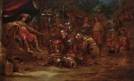 The continence of Scipio - photo 1