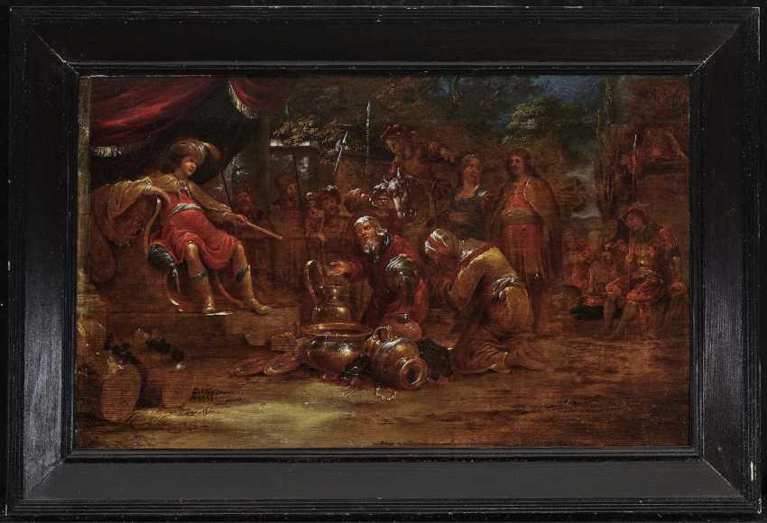 The continence of Scipio - photo 2