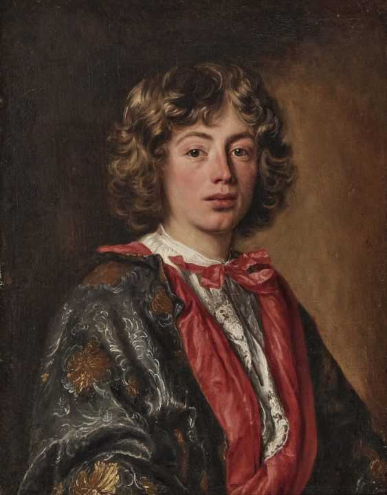 Portrait of a young man - photo 1
