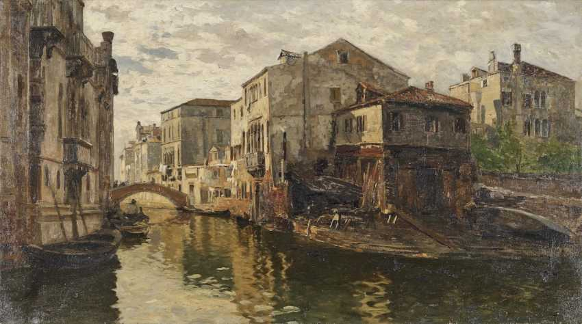 Canal in Venice - photo 1