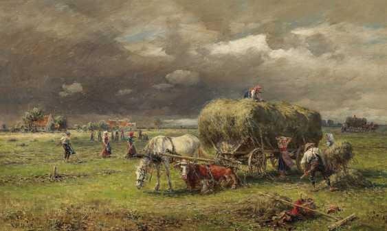 Haymaking - photo 1