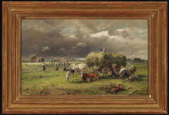 Haymaking - photo 2