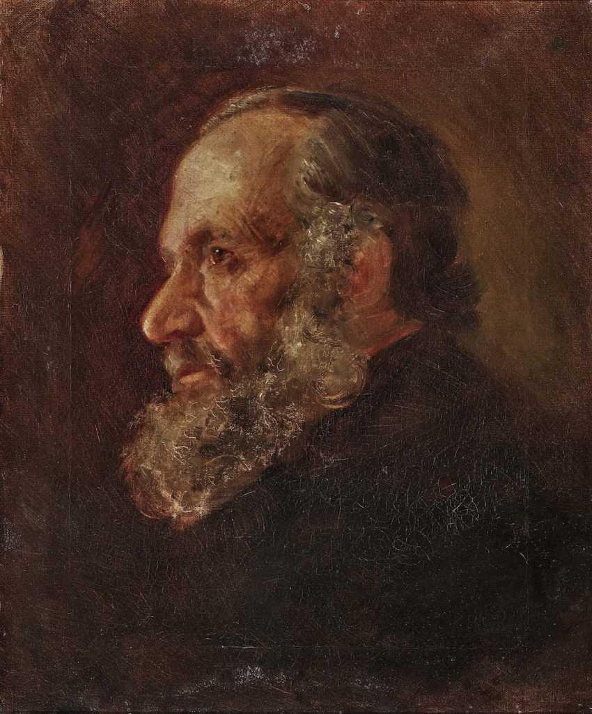 Bearded Man - photo 1