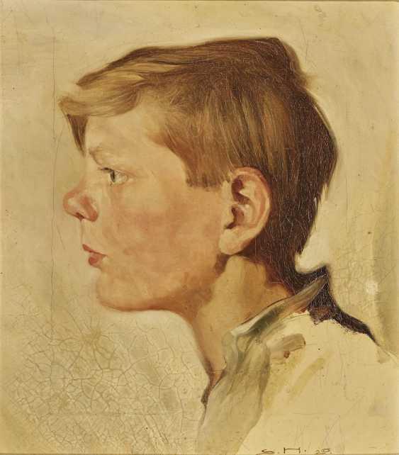 Boys portrait - photo 1