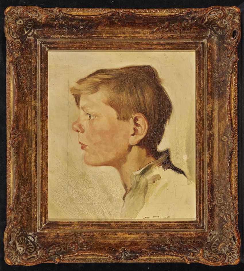 Boys portrait - photo 2
