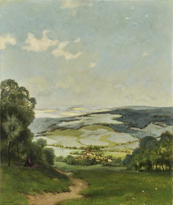 "'Taunus landscape in king stone"" - photo 1"