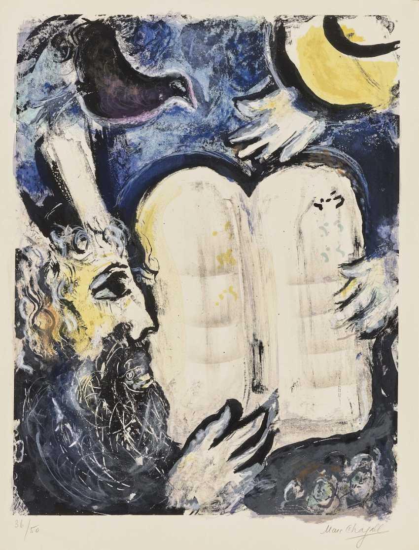 Moses and the Ten commandments - photo 1