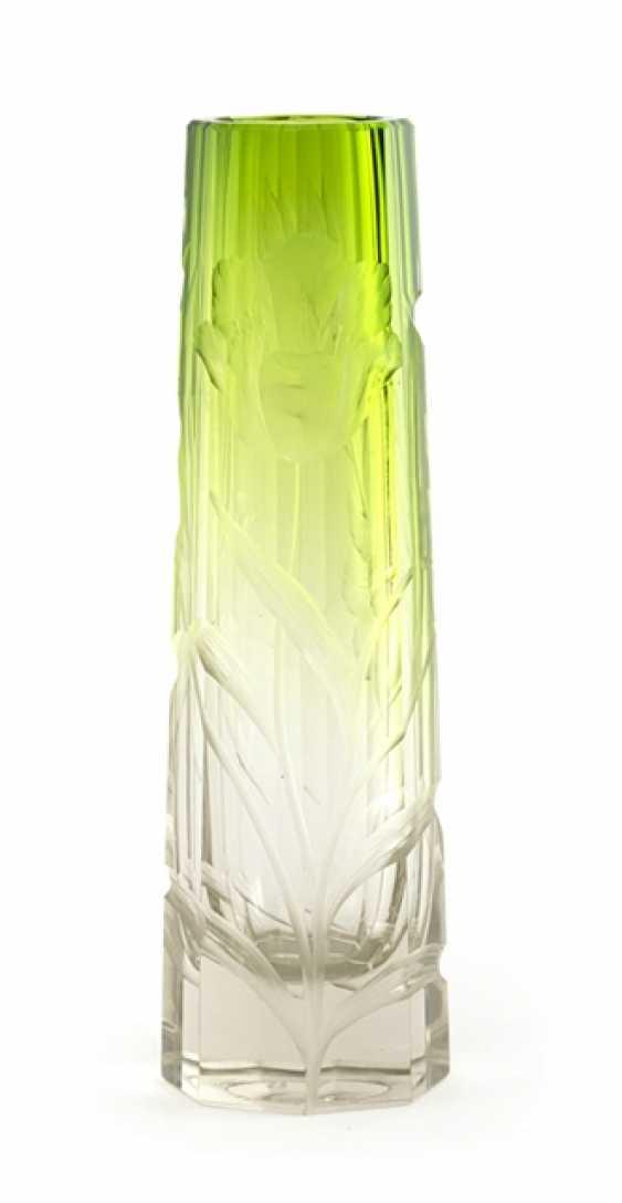 Corner cut vase - photo 1